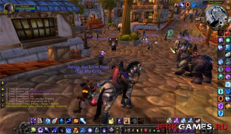 World of Warcraft Screenshot